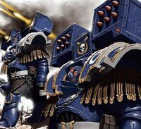 Fulmentarus Terminator Squad