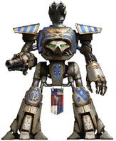 True Messengers Reaver Will of Gantz