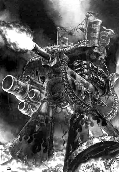 Banelord-class Titan