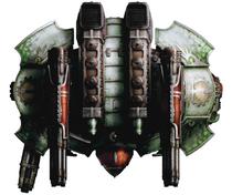 Imperial Hunters Warlord Titan (Top)