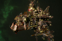 Ork Terror Stompa Cruiser.png