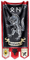 Egil Ironwolf's Standard