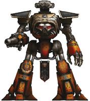 Legio Magna Reaver Titan Hatred Unbound