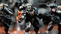 Iron Hawks Primaris Minis 2