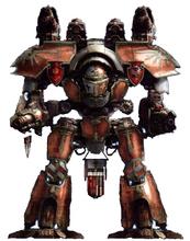 Dauntless Warlord Titan 2
