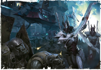 Incubi vs. Orks