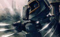 Iron Warriors Contemptor