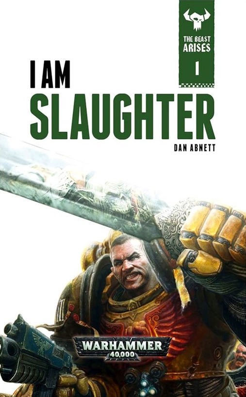 I Am Slaughter (Novel)