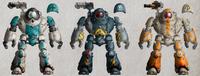Kastellan Robots 5