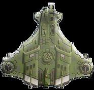 Истребитель «Барракуда» септа Фи'риос