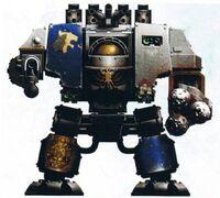 MKIV Siege Dreadnought 'Voral'
