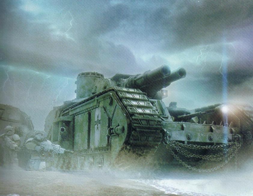 Macharius Heavy Tank