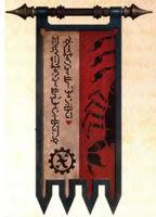 Malinax Knight Banner 3