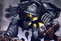 Space Wolves Heresy Aesir Dreadnought