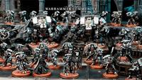 Iron Hawks Primaris Minis 1