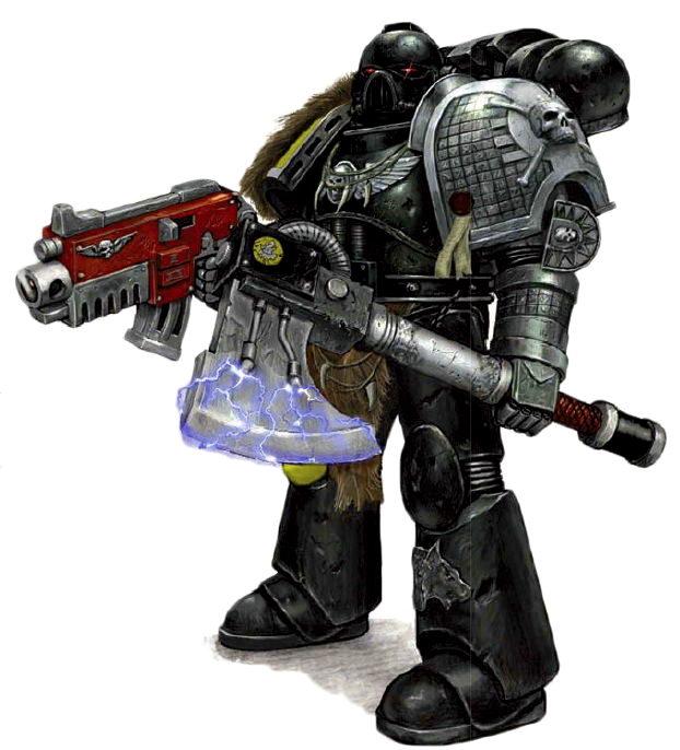 Deathwatch Kill-marine