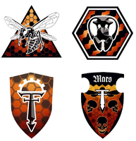 Legio Ignatum Legio Icons
