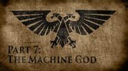 Warhammer 40,000 Grim Dark Lore Part 7 – The Machine God