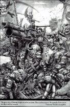 Orks on Armegeddon