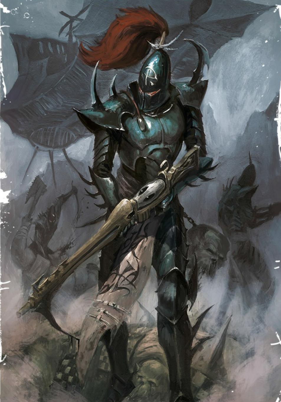 Kabalite Warrior