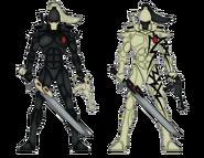 Жалящие Скорпионы Ультве (цветовая схема)