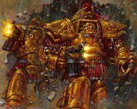 Legio Custodes Terminators 1