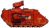 BA MKV Land Raider Helios