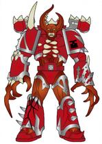 Angron's Fury Possessed