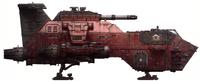 Serrated Suns Chapter Thunderhawk Transport