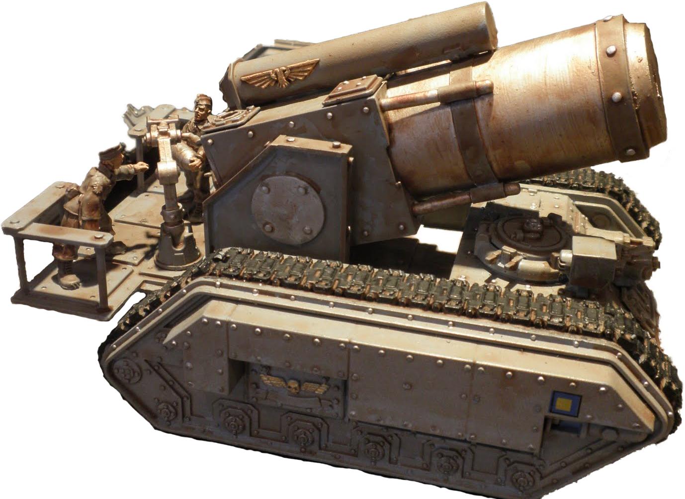 Colossus (Siege Tank)
