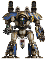 True Messengers Warlord-class Titan