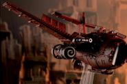 Налетала-бомбила (миниатюра)