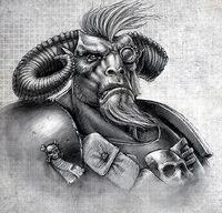GorHalfHorn