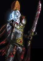 Harlequin Motley Mask of Vyle