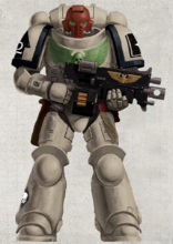 Tome Keepers Sergeant