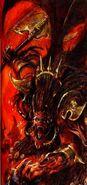 Angron daemon primarch