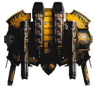 Legio Fureans Warlord Cyra Jal (Top)