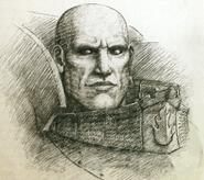 Lorgar sketch