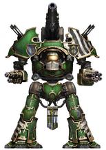 Legio Astraman Warbringer Nemesis Fulgur Magno