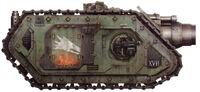 Salamanders Typhon Hvy Siege Tank