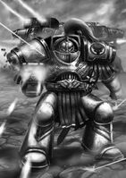 Luna Wovles Cataphracti Terminators