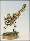 Chaos Android Space Crusade miniature