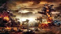 Battle of Titans
