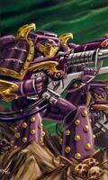 Goldoara Heavy Support Squad