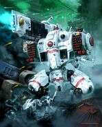 Tau-Empire-Warhammer-40000-Wh-Песочница-фэндомы-2527364