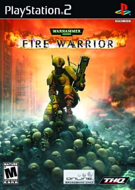 Fire Warrior (Game)