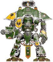 Knight Warden Coward's Bane