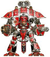 Knight Crusader Tempered Fury
