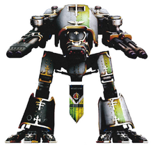 Nova Guard Warhound Titan Beast Lord