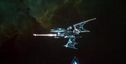 Эсминец класса «Болиголов» 2